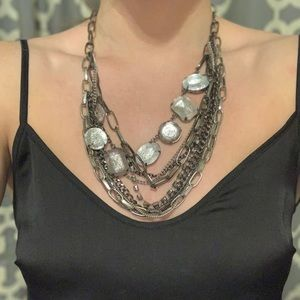 Simply Vera by Vera Wang Multi Chain Necklace